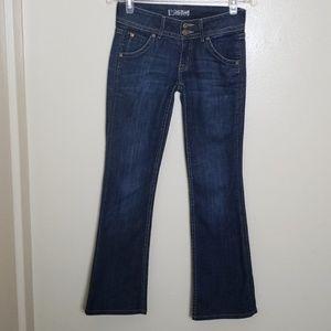 Hudson bootcut jean